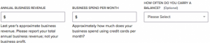 Apply for credits cards online